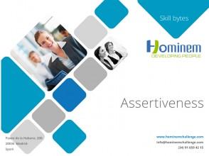 Assertiveness caratula
